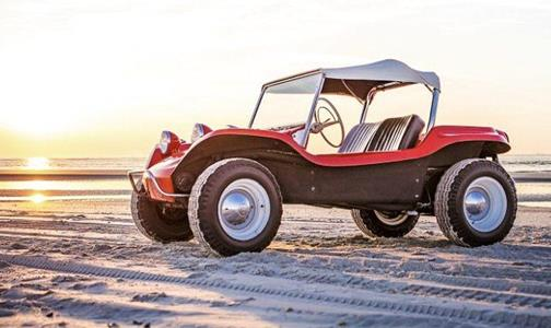 Not a Mini : the Meyers Manx
