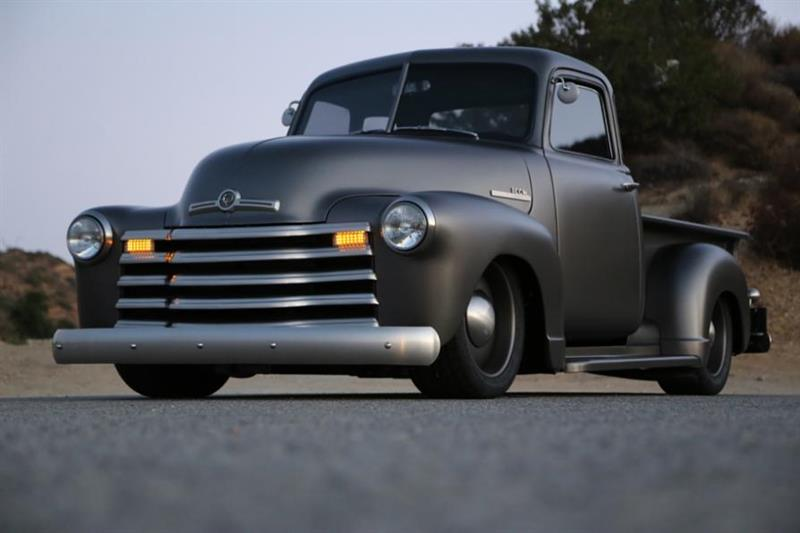 Chevy restomod